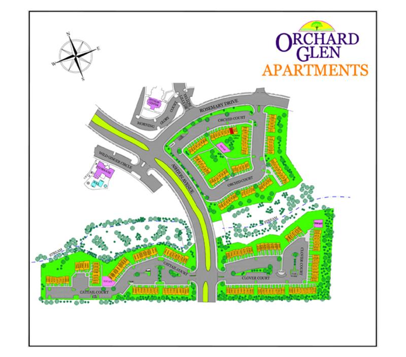Orchard Glen Apartments: MANASSAS, VA